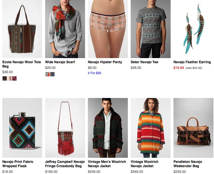 Navajo Nation case against Urban Outfitters goes to higher court