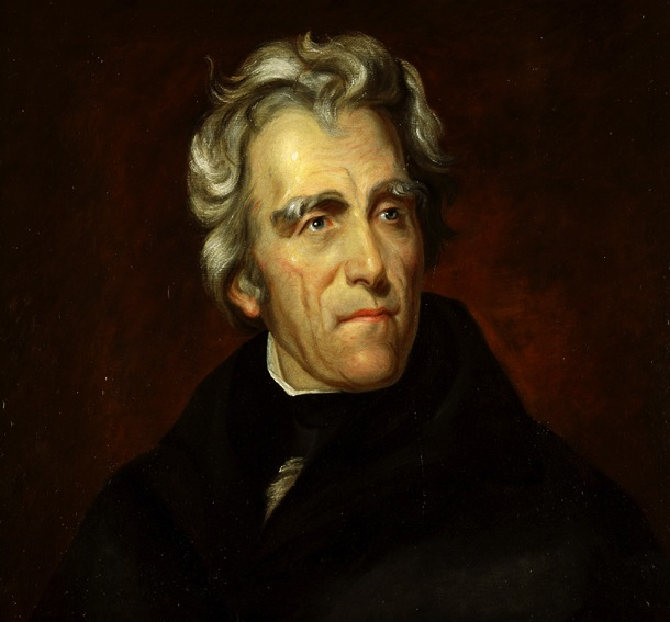 Donald Trump praises Andrew Jackson but neglects history of genocide