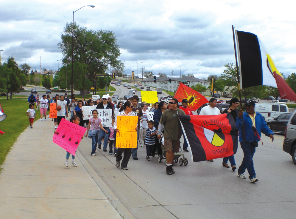 U.S. Commission on Civil Rights takes up racism in South Dakota