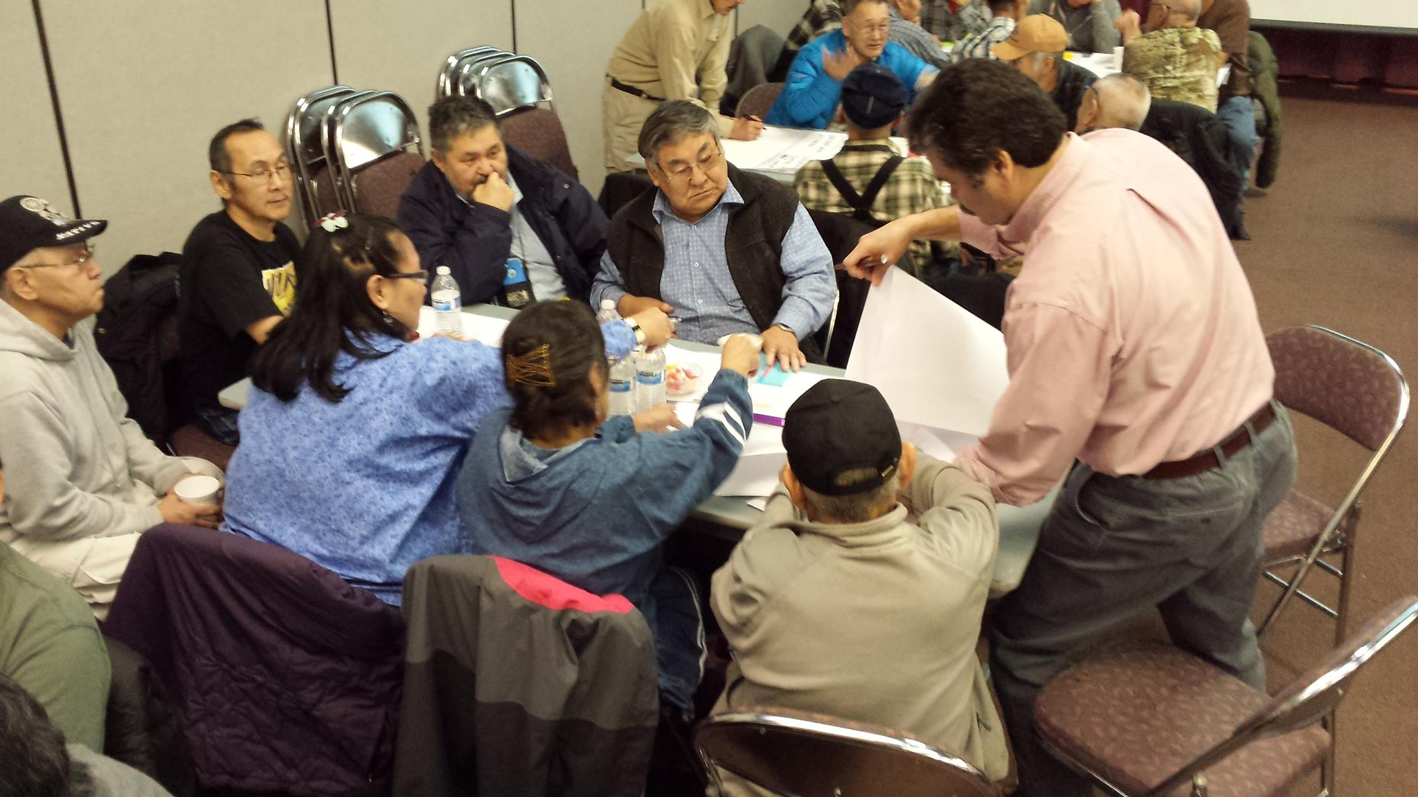 Alaska Native corporation leads push for a regional government