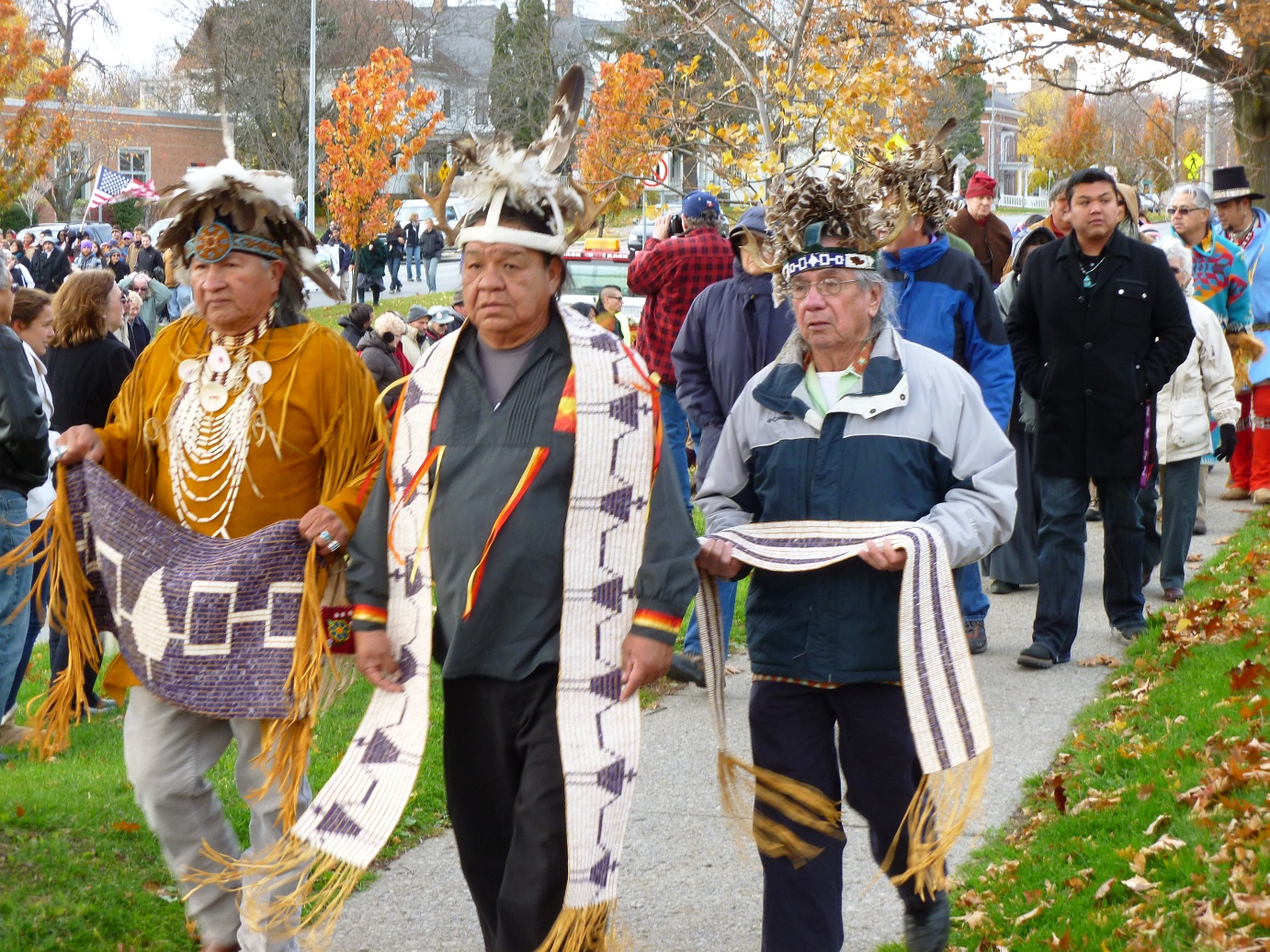 Charles Kader: Haudenosaunee territory will always be Indian land