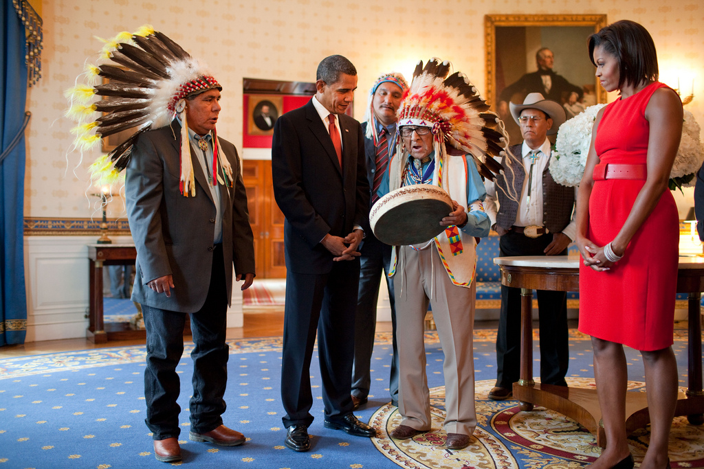 Senate approves bill to designate clinic in honor of late veteran Joe Medicine Crow