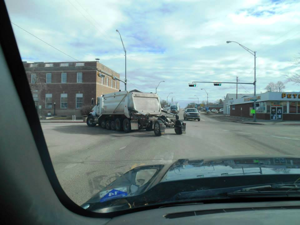 Native Sun News: Oglala Sioux woman witnesses chemical spill