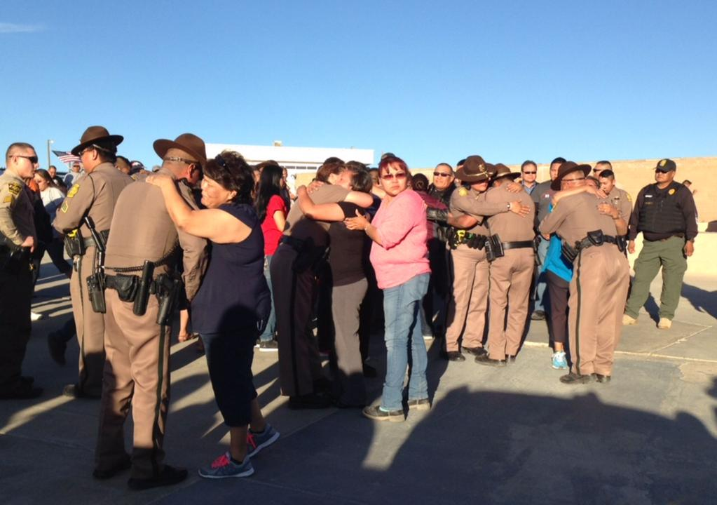 Navajo Nation in mourning after officer slain in the line of duty