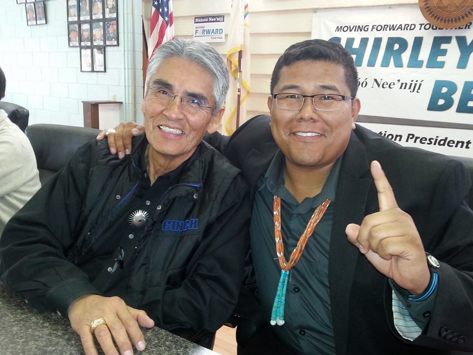 Navajo Nation presidential candidates call for April 21 election