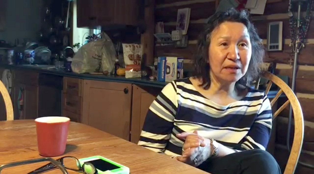 Mary Pember: Alaska Native woman shares story to help others
