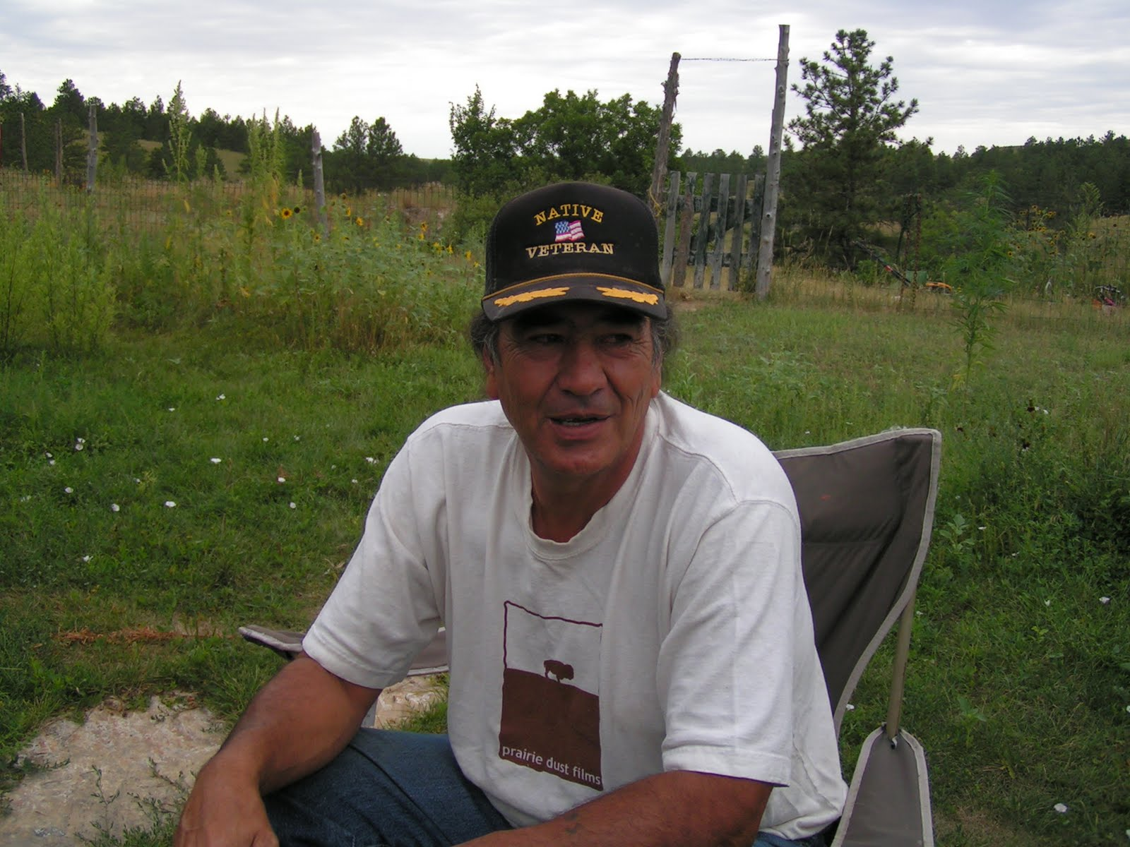 Alex White Plume aims to grow hemp on Pine Ridge Reservation