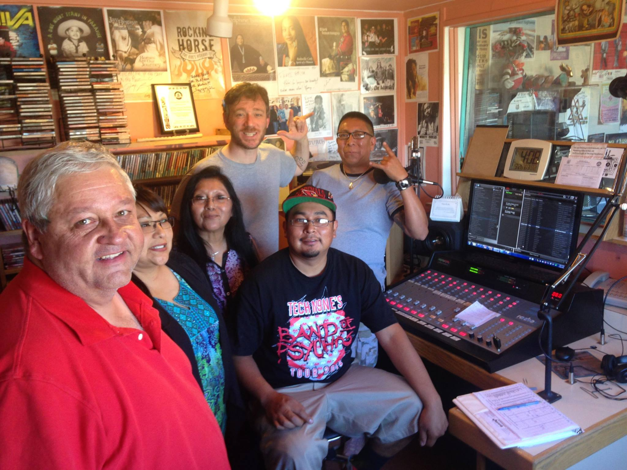 Radio station on Hopi Reservation launches fundraising effort