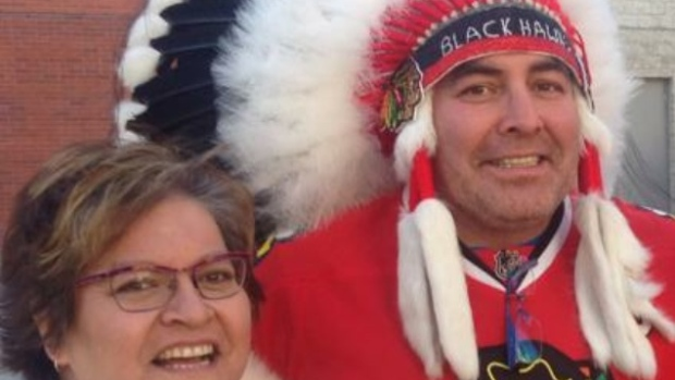 Jordan Wheeler: Fan in fake headdress turned out to be Native