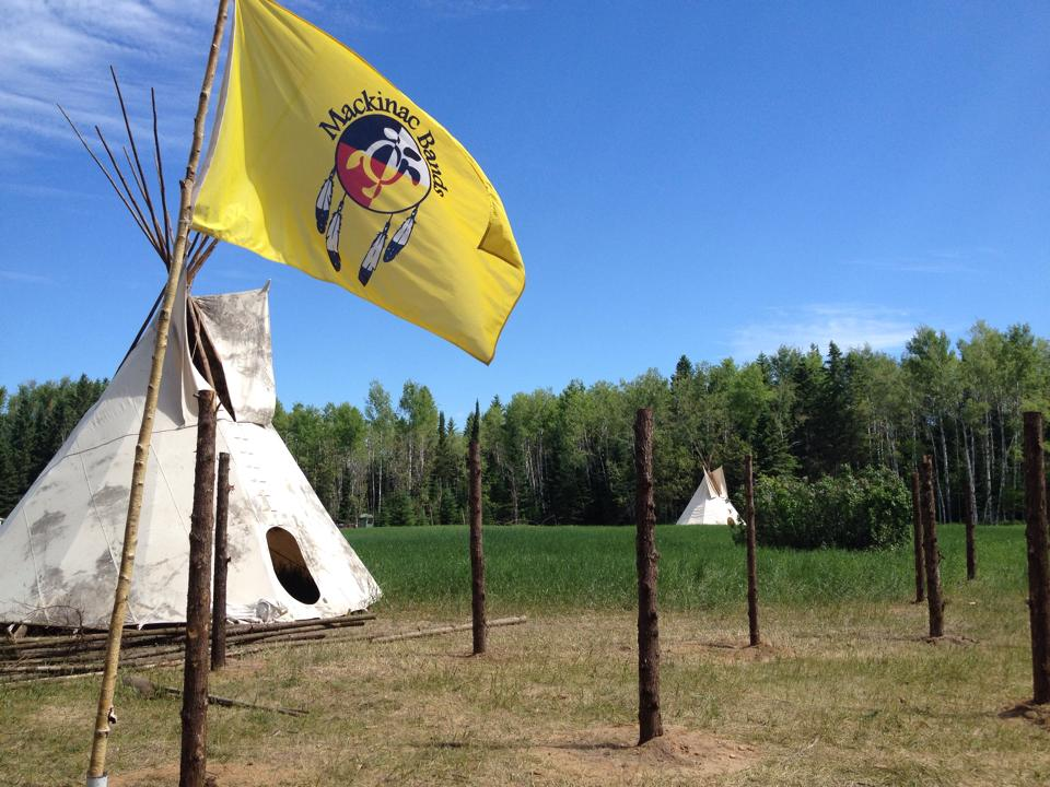 Judge tells Mackinac Tribe to submit federal recognition petition