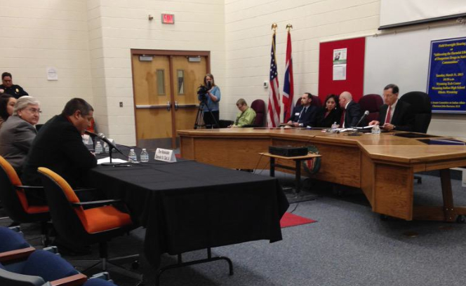 Senate Indian Affairs Committee holds field hearing in Wyoming