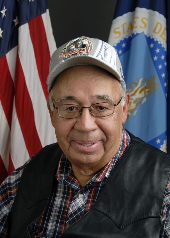 Funeral for late leader of Lower Brule Sioux Tribe on Thursday