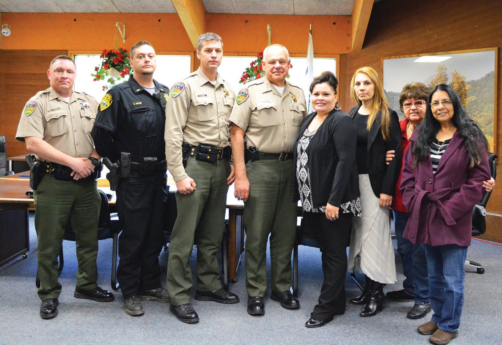 Hoopa Valley Tribe sees police force drop to just three officers