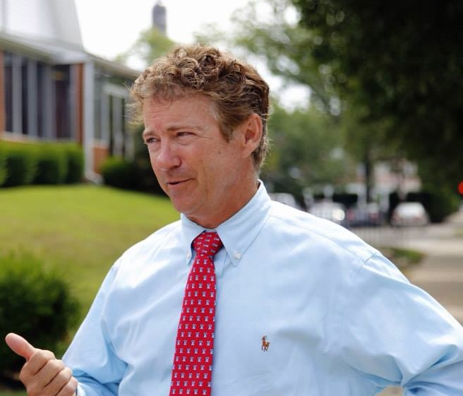 Republican presidential candidate Rand Paul targeted BIA and IHS
