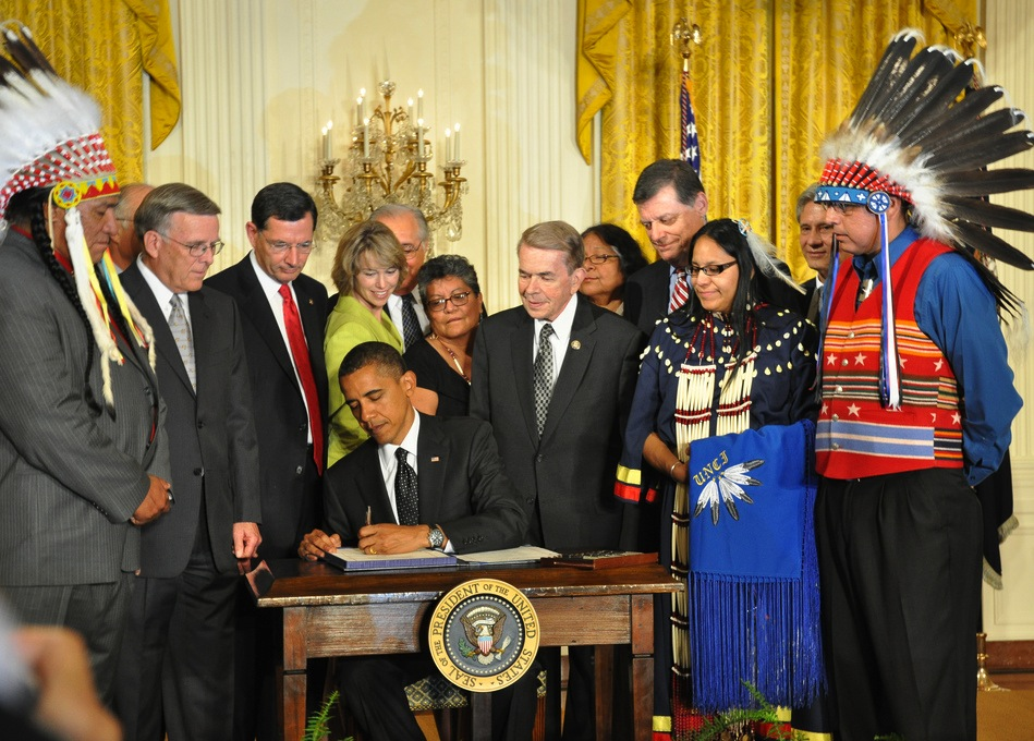 DOJ moves to implement key part of Tribal Law and Order Act