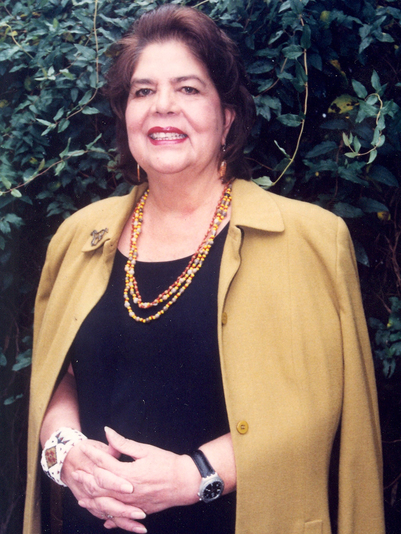 Wilma Mankiller generates interest for Women on 20s campaign