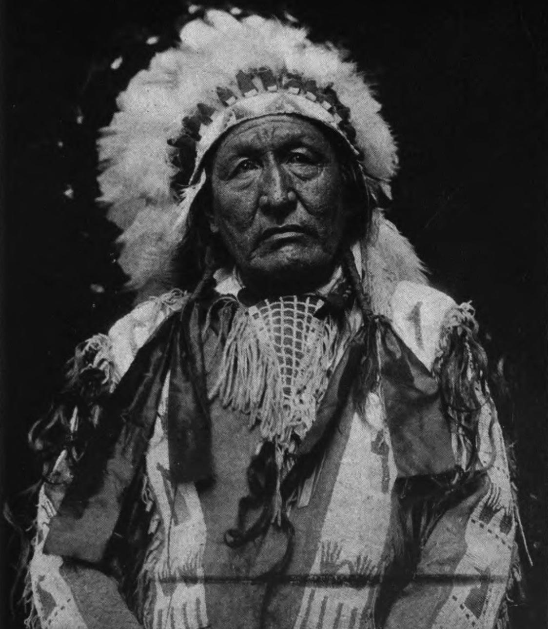 Clara Caufield: Remembering the homecoming of Chief Little Wolf