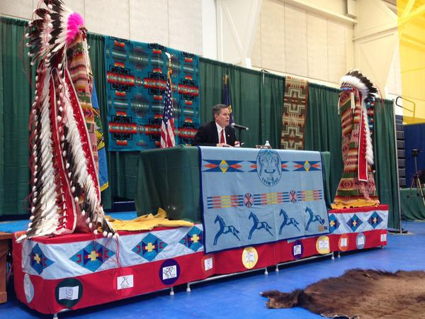 Senate Indian Affairs Committee talks coal at hearing in Montana