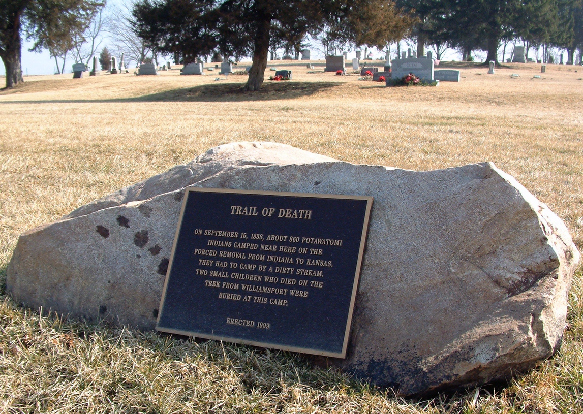 Annual journey along Potawatomi Trail of Death being held in June