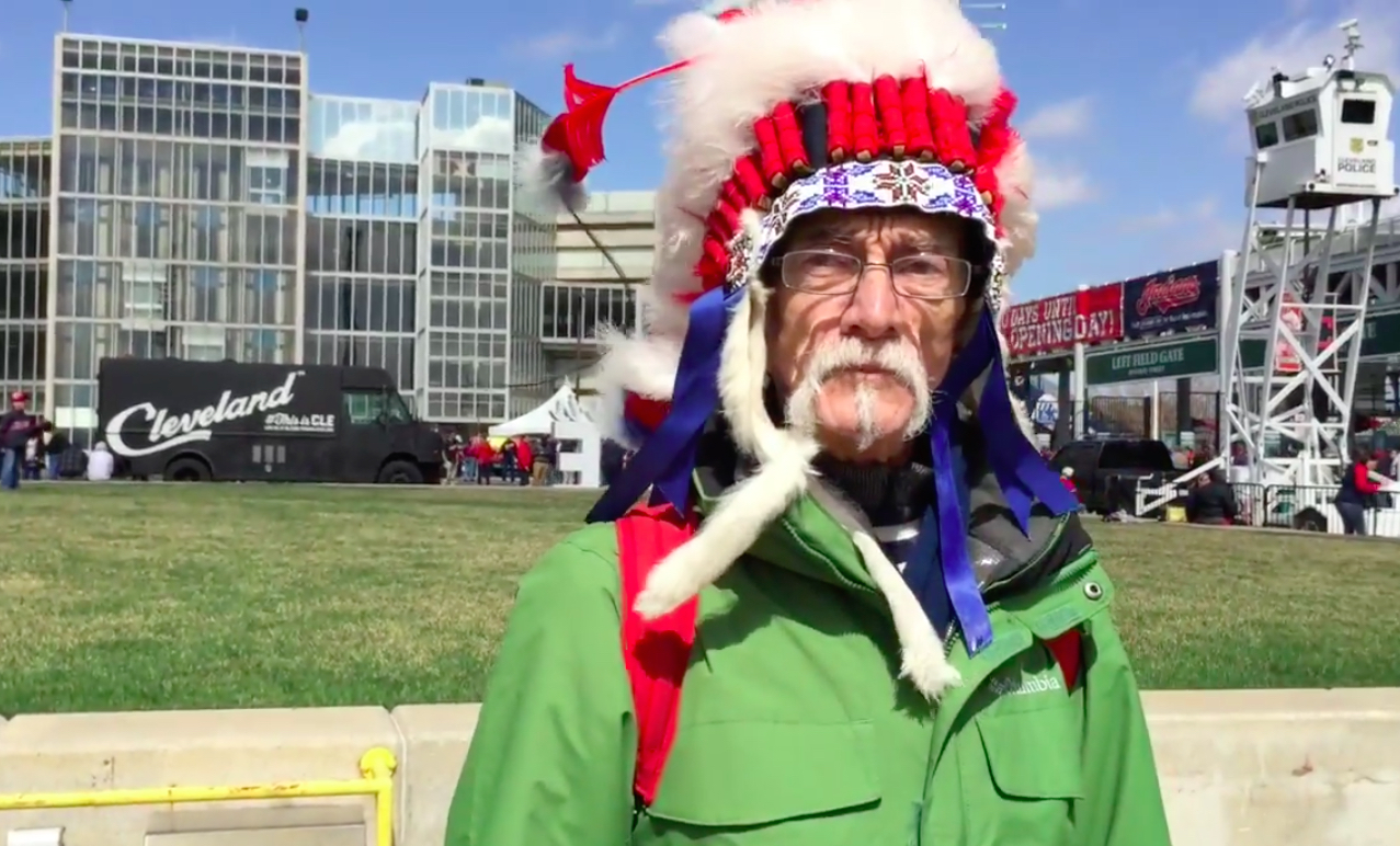 Mato Standing Soldier: Sorry but Indian mascots are unacceptable