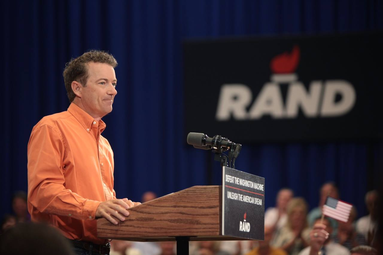 Presidential hopeful Rand Paul draws 'NDN' supporter on Twitter