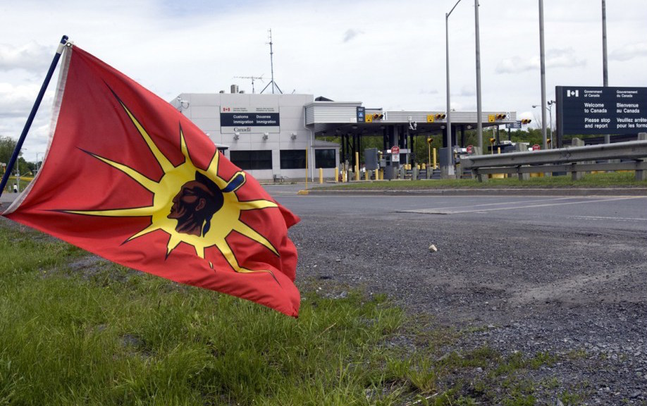 Charles Kader: Mohawk people living through a new border war