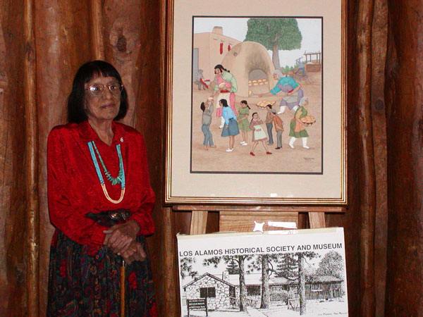 Museum named after famed Pueblo woman artist closes doors