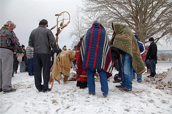 Saginaw Chippewa Tribe holds reburial ceremony next week