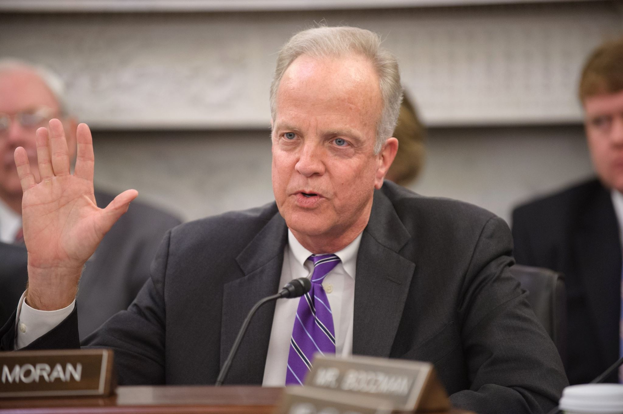 Sen. Moran introduces yet another version of land-into-trust fix