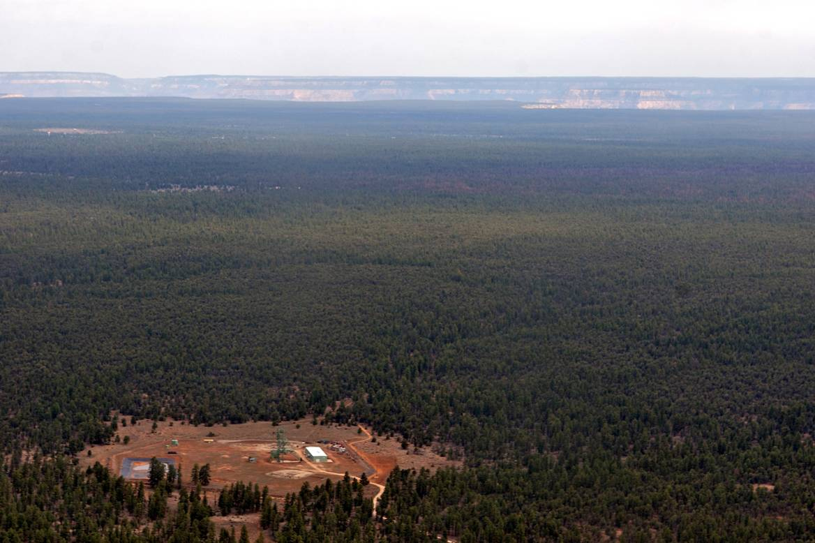 Arizona tribes back creation of new monument at Grand Canyon