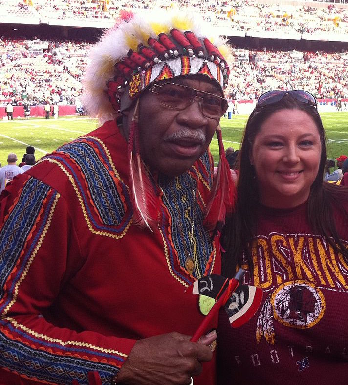 Dolph Hatfield: A conversation about NFL team's racist mascot