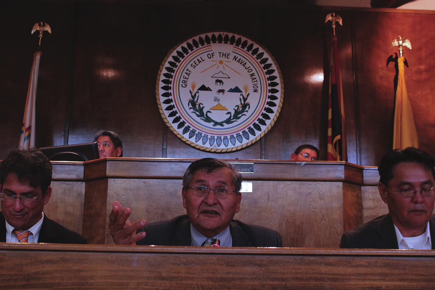 Navajo Nation president mourns passing of Elouise Chicharello