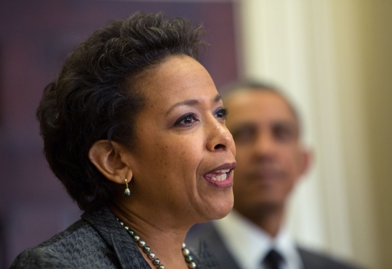 Attorney General Loretta Lynch meets with Alaska Native leaders