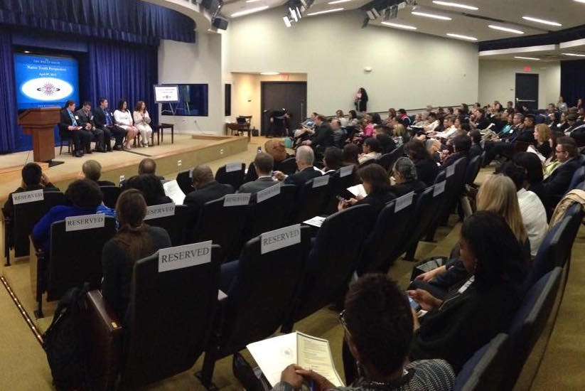 White House Blog: Improving the lives of Native American youth