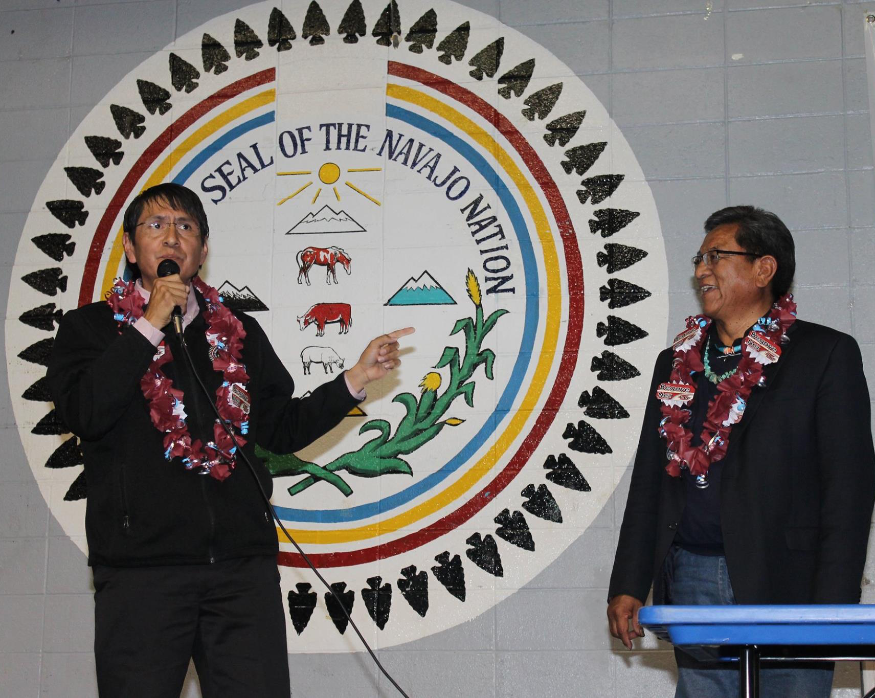 Incoming leader of Navajo Nation stresses importance of youth