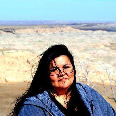 Dana Lone Elk: We are here and we are not going anywhere