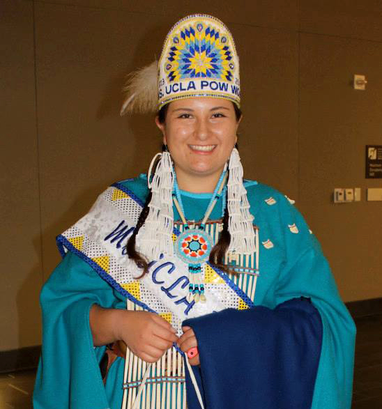 Native Sun News: Oglala Sioux student vies for Miss Indian World