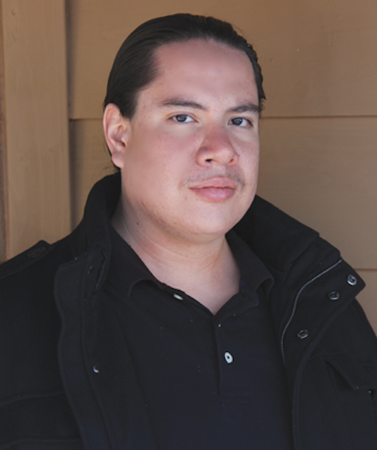 Brandon Ecoffey: Delivering stories that matter to Indian Country