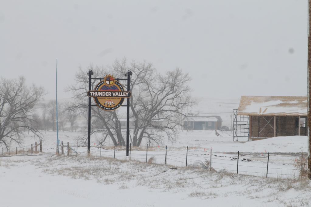Lakota Country Times: Initiative targets housing at Pine Ridge