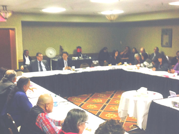Lakota Country Times: Great Plains tribes blast changes at BIE
