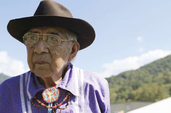 Eastern Cherokee elder Jerry Wolfe proud of Beloved Man status