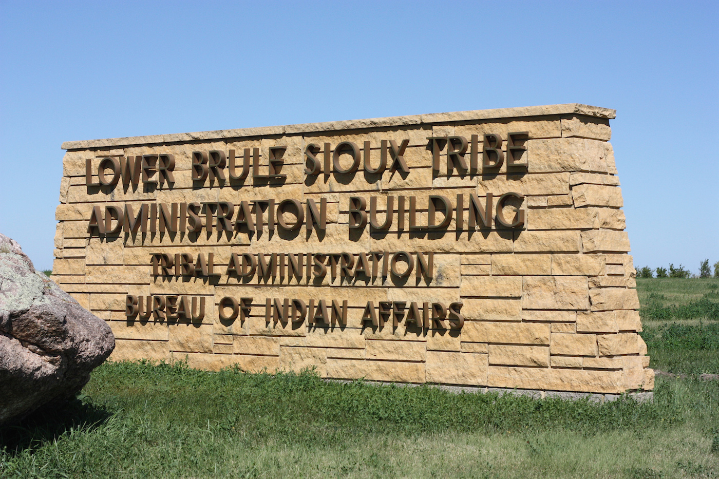 Acting chairman of Lower Brule Sioux Tribe defends leadership
