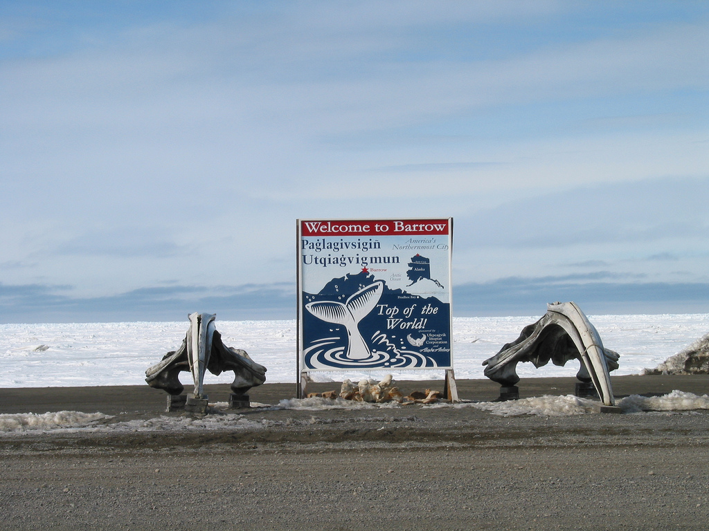 Genetic research confirms Alaska homeland for Inupiat people