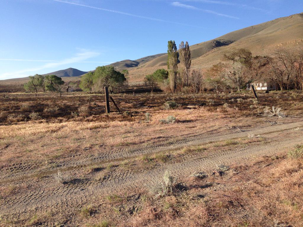 Pyramid Lake Paiute Tribe helps contain blaze on reservation