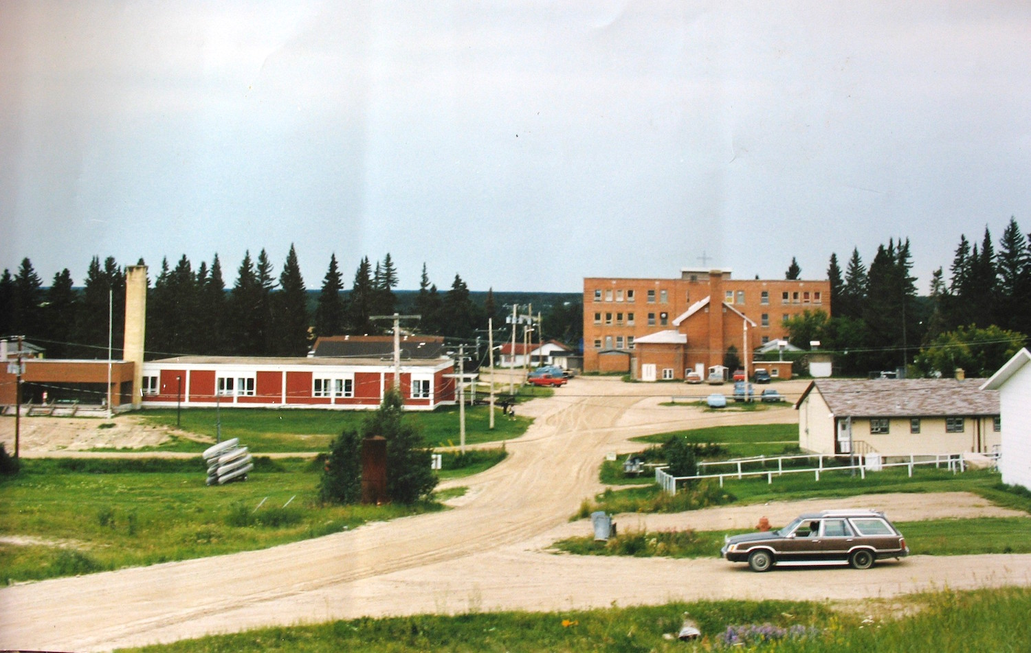 Court orders more time for abuse at Native residential school