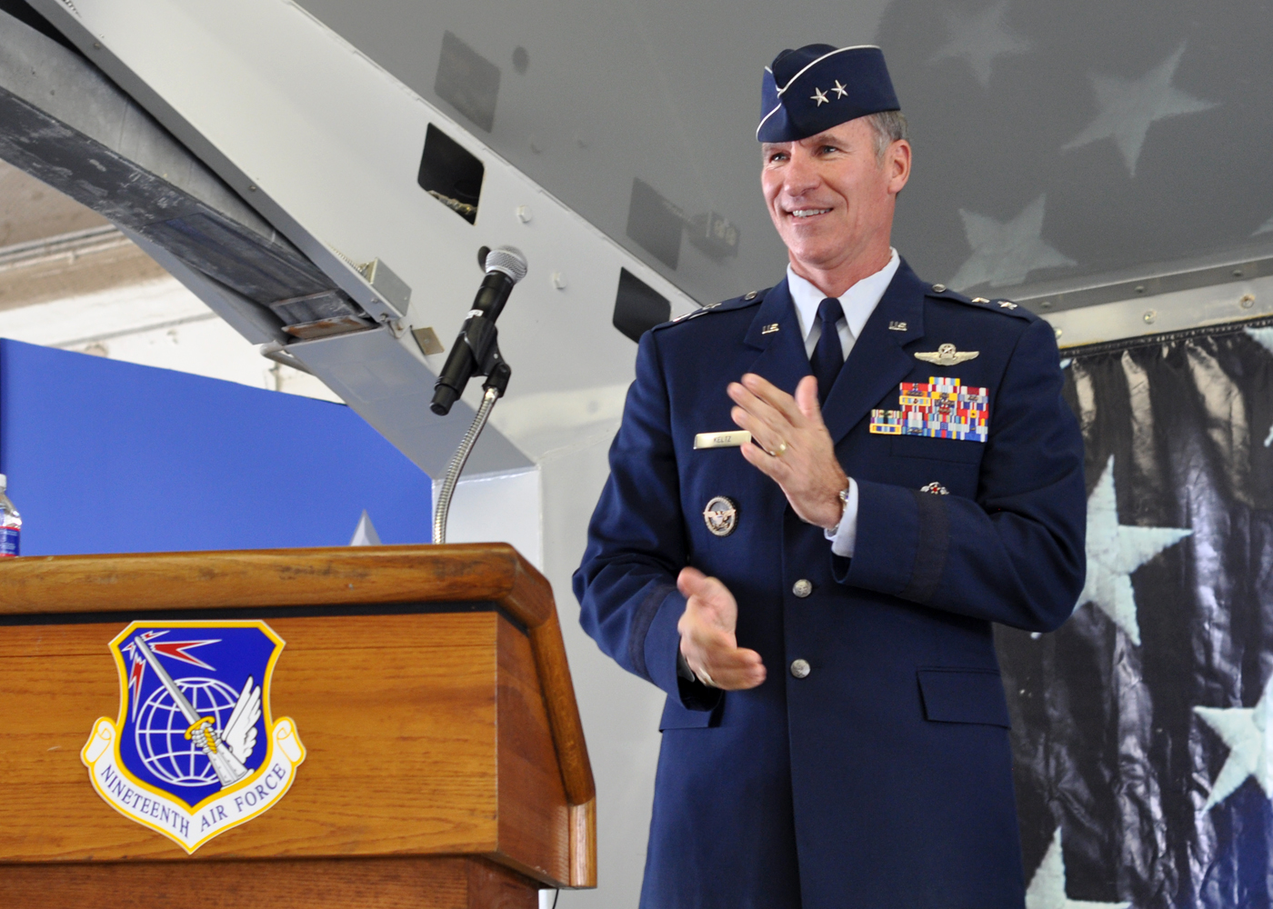 Air Force general resigns after comment about 'drunk' Indians