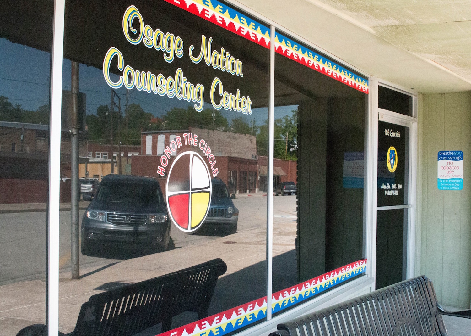 Osage Nation adopts banishment for dangerous drug offenders