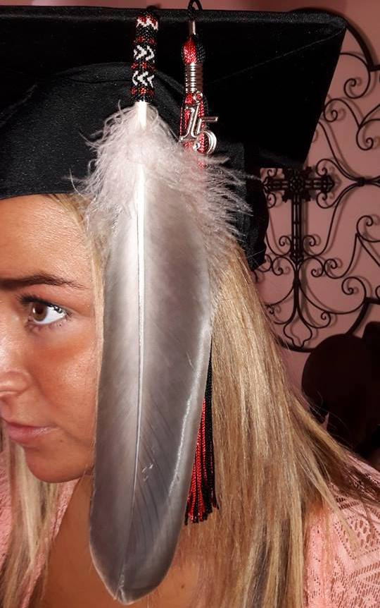 Law Article: Let the eagle feathers fly at school graduations