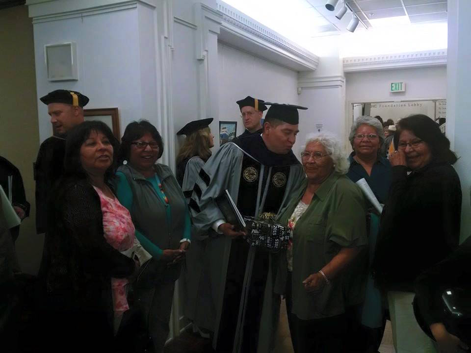First Shoshone-Bannock Tribes member earns doctoral degree