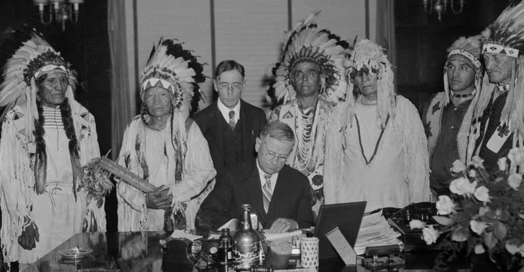 Mike Myers: Restoring traditional forms of tribal government